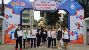 Tham quan Ngày hội Hướng nghiệp dạy nghề & Đường sách Nguyễn Văn Bình