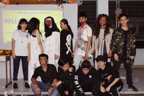 Lễ hội hóa trang Halloween