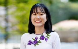 Cô Nguyễn Thị Ánh - Chủ nhiệm lớp 10A6
