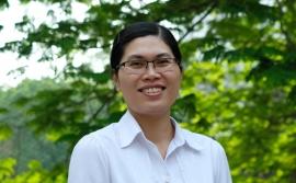 Nhà giáo Ngô Thị Mai