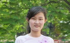 Cô Lê Thị Hoàng Anh - Chủ nhiệm lớp 10A4