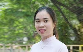 Cô Nguyễn Thị Kim Mai - Chủ nhiệm lớp 7C1
