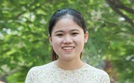 Cô Đào Thị Kim Thoa - Giáo viên chủ nhiệm lớp 8C1
