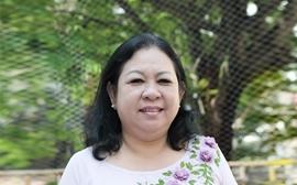 Cô Nguyễn Thị Thanh Vân