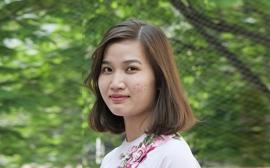 Cô Lê Trường Giang - Chủ nhiệm lớp 10C3
