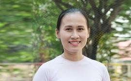 Cô Lê Thị Việt Phương - Chủ nhiệm lớp 9C1