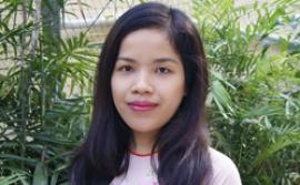Cô Nguyễn Thị Ngọc Thu - Chủ nhiệm lớp 9C1