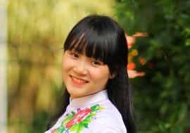 Cô Ngô Thị Trang Thảo - Chủ nhiệm lớp 10A1