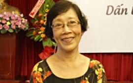 Nhà giáo Nguyễn Thị Việt Nga