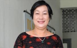 Nhà giáo Bùi Thị Xuân Trang