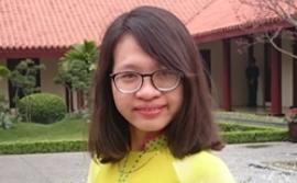 Cô Hồ Thị Hoài Thương - Chủ nhiệm lớp 11A3