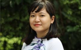 Cô Huỳnh Thị Thanh Hằng - Giáo viên chủ nhiệm lớp 8C1