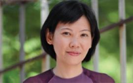 Nhà giáo Trần Thị Ngọc Phương