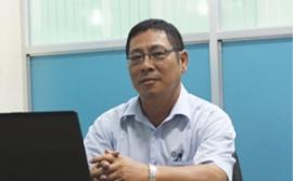 Ông Phan Xuân Hiến - Phó Tổng Giám đốc Công ty cổ phần Sách và thiết bị trường học TP.HCM
