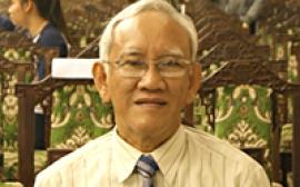Nhà giáo Nguyễn Kim Âu