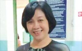 Nhà giáo Trần Phương Hoa