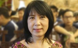 Nhà giáo Nguyễn Thị Túy Hồng