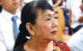 Nhà giáo Vương Kim Trang