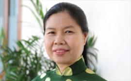 Nhà giáo Vũ Thị Sông
