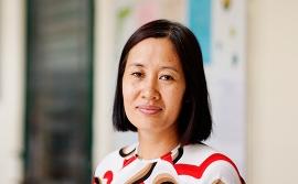 Cô Nguyễn Thị Minh Huyền