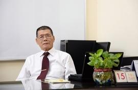 Thầy Nguyễn Trung An - Nguyên Thanh Tra viên cao cấp Sở GD&ĐT TP.HCM