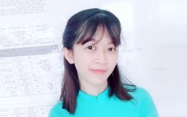 Cô Lê Thị Thu Trang - Giáo viên chủ nhiệm lớp 7C1