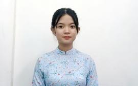 Cô Nguyễn Si My - Chủ nhiệm lớp 11A5