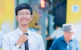 Thầy Nguyễn Quách Tùng Châu - Chủ nhiệm lớp 8C1
