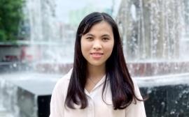 Cô Lê Thị Thanh Huệ - Chủ nhiệm lớp 11C1
