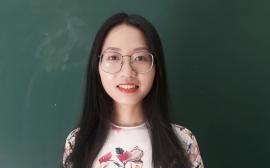 Cô Nguyễn Ánh Ngọc - Chủ nhiệm lớp 10A1