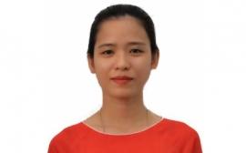 Cô Trần Thị Mỹ Tiên - Chủ nhiệm lớp 6C1