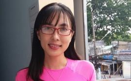 Cô Nguyễn Kim Thoa - Chủ nhiệm lớp 10C1