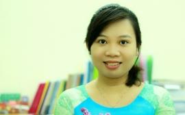 Cô Nguyễn Thị Ngọc Bích - Chủ nhiệm 10A3