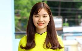 Cô Nguyễn Thị Thu Trang - Giáo viên chủ nhiệm lớp 6C1