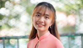 Cô Ngô Lê Như Ngọc - Chủ nhiệm lớp 10A6