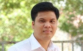 Thầy Đào Tấn Kiệt - Chủ nhiệm lớp 10C1