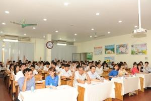 Đại hội Đoàn Thanh niên Cộng sản Hồ Chí Minh nhiệm kỳ 2017 - 2018