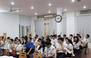 Đại hội Đoàn Thanh niên Cộng sản Hồ Chí Minh nhiệm kỳ 2019 - 2020
