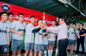 Cúp bóng đá luân lưu Quang Trung Nguyễn Huệ 2018 - 2019