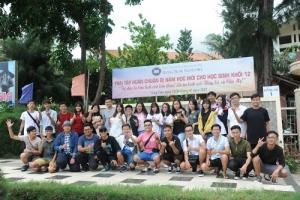 Trại tập huấn cho học sinh Khối 12 - Vũng Tàu