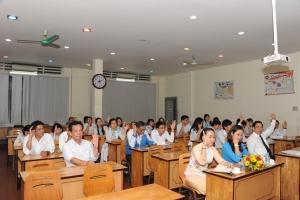Hội nghị Người lao động năm học 2017 - 2018